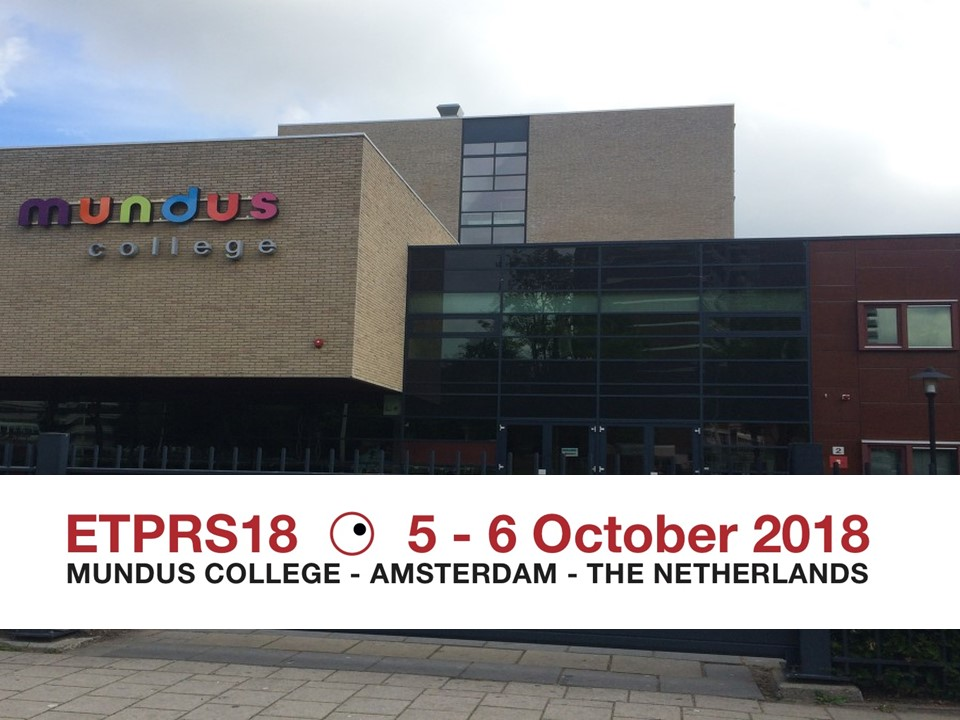 Mundus College ETPRS18 conferentie